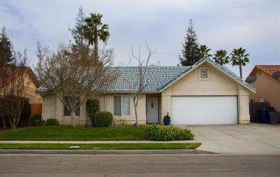 Fresno Single Family Home For Sale: 5723 W Magill Avenue