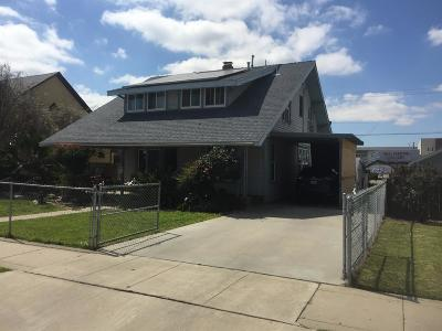 Reedley Single Family Home For Sale: 1245 F Street