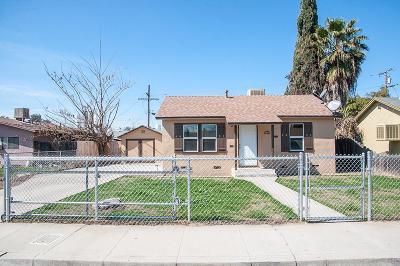 Visalia Single Family Home For Sale: 805 N Hall Street