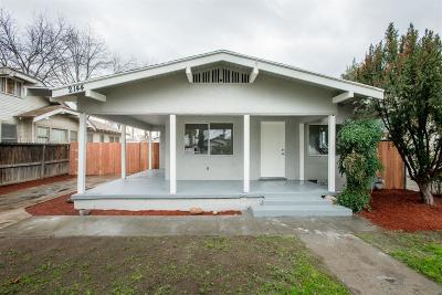 Fresno Single Family Home For Sale: 2144 E Hammond Avenue