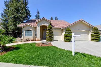 Clovis Single Family Home For Sale: 710 Pistachio Avenue