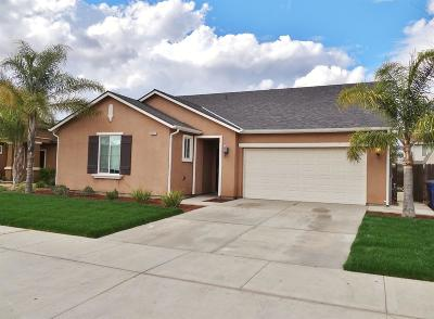Dinuba Single Family Home For Sale: 1087 Veronica Avenue