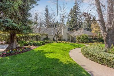 Fresno Single Family Home For Sale: 3725 W Alluvial Avenue