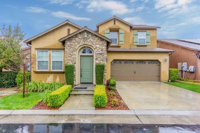 Clovis Single Family Home For Sale: 1668 N Dara Lane