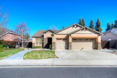 Clovis Single Family Home For Sale: 1691 Houston Avenue