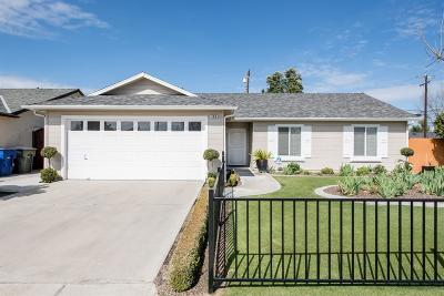 Fresno Single Family Home For Sale: 108 W Bellaire Way