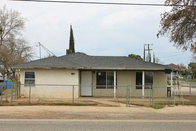 Sanger Single Family Home For Sale: 12346 E Central Avenue