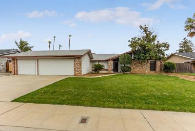 Clovis Single Family Home For Sale: 441 McArthur Avenue
