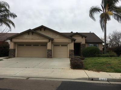 Clovis Single Family Home For Sale: 1637 Jordan Avenue