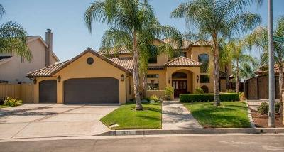 Fresno Single Family Home For Sale: 10673 N Coronado Circle