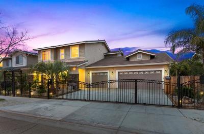 Fresno Single Family Home For Sale: 5873 E Kaviland Avenue