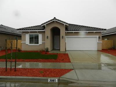 Kerman Single Family Home For Sale: 16028 W 16028 Ashli Avenue