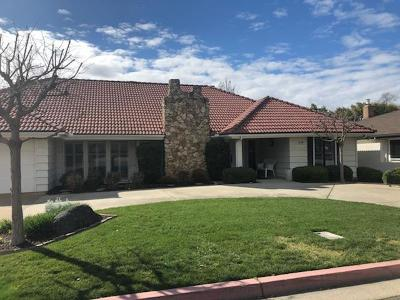 Madera Single Family Home For Sale: 600 N Schnoor Street