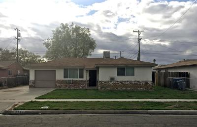 Fresno Single Family Home For Sale: 4443 N Angus Street