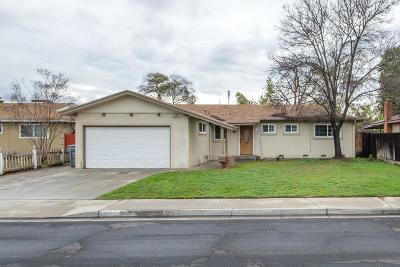 Clovis Single Family Home For Sale: 3116 Paula Drive