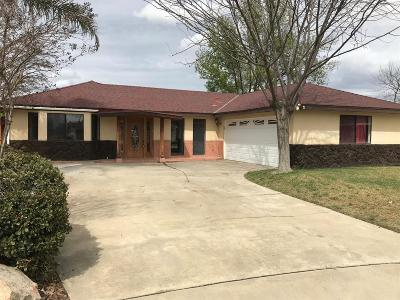 Hanford Single Family Home For Sale: 2144 Cherrywood Court
