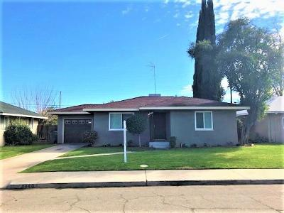 Fresno Single Family Home For Sale: 4446 E Brentwood Avenue