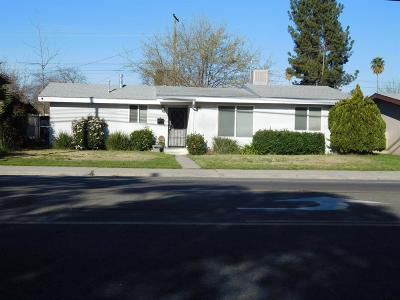 Fresno Single Family Home For Sale: 3403 N Hughes Avenue
