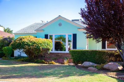 Fresno Single Family Home For Sale: 4814 Iowa Avenue