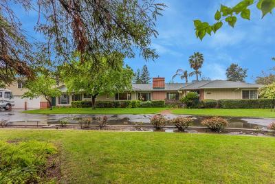 Fresno Single Family Home For Sale: 4377 N Palm Avenue