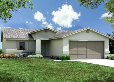 Fresno Single Family Home For Sale: 4382 W Saginaw Way