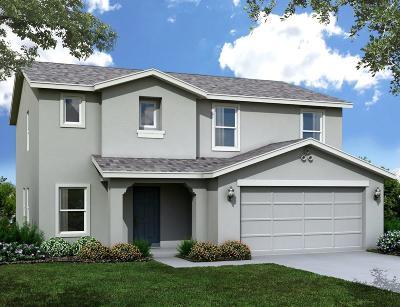 Fresno Single Family Home For Sale: 4366 W Saginaw Way