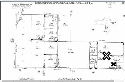 Clovis Residential Lots & Land For Sale: E Copper Ave.