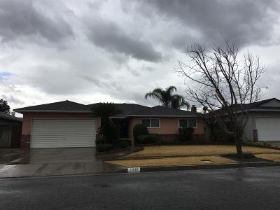 Fresno Single Family Home For Sale: 1491 E Vartikian Avenue