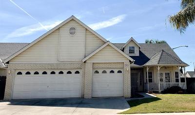 Fresno Single Family Home For Sale: 2547 E Fallbrook Avenue