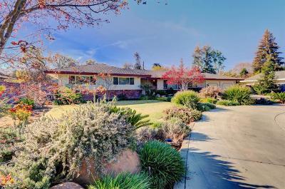 Fresno Single Family Home For Sale: 5878 E Alta Avenue