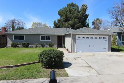 Fresno Single Family Home For Sale: 4571 N Hughes Avenue