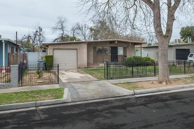 Fresno Single Family Home For Sale: 329 W Eden Avenue