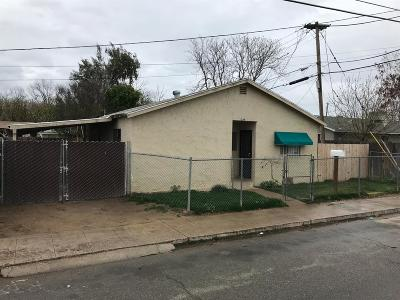 Fresno Single Family Home For Sale: 1224 N Clark Street
