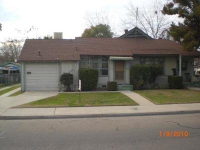 Clovis, Fresno, Sanger Multi Family Home For Sale: 1267 N Palm