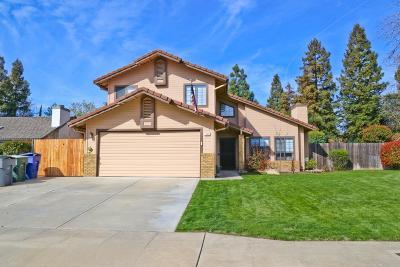 Clovis Single Family Home For Sale: 344 McKelvy Avenue