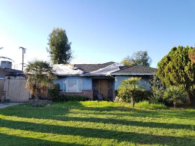 Fresno Single Family Home For Sale: 4478 E Weldon Avenue