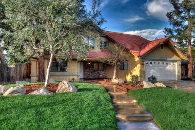Fresno Single Family Home For Sale: 1646 E Pryor Drive