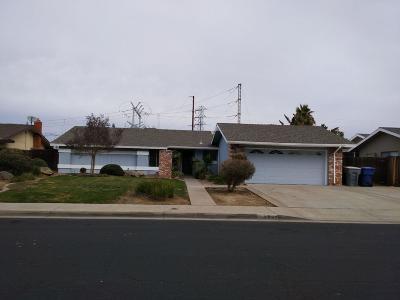 Clovis Single Family Home For Sale: 1833 Gibson Avenue