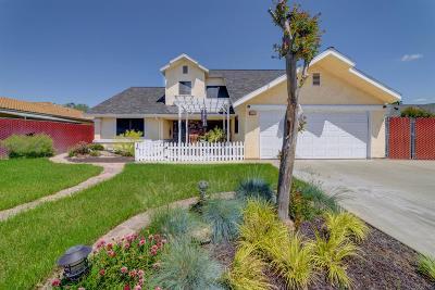 Clovis Single Family Home For Sale: 1355 Dakota Avenue