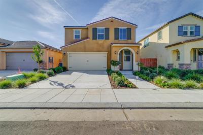 Clovis Single Family Home For Sale: 3836 Bellaire Avenue