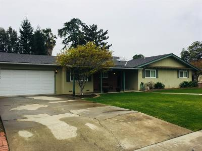 Fresno Single Family Home For Sale: 1153 W Stuart Avenue