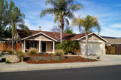 Clovis Single Family Home For Sale: 2839 Pontiac Avenue