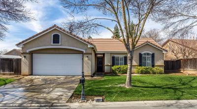 Clovis Single Family Home For Sale: 10584 E Fieldstone Avenue