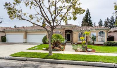 Clovis Single Family Home For Sale: 256 Houston Avenue