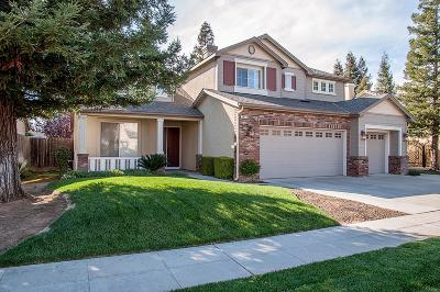 Clovis Single Family Home For Sale: 1012 N Stanford Avenue