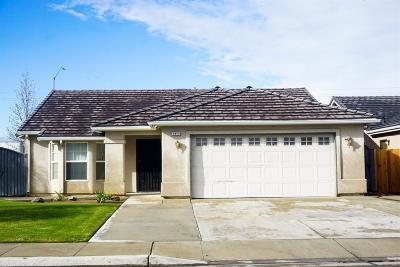 Sanger Single Family Home For Sale: 1812 Heidi Avenue