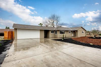 Sanger Single Family Home For Sale: 15 Fairbanks Avenue