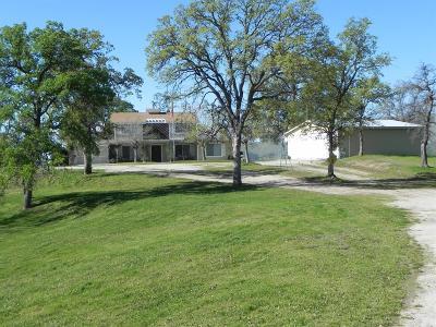 Sanger Single Family Home For Sale: 30300 E Trimmer Springs Road