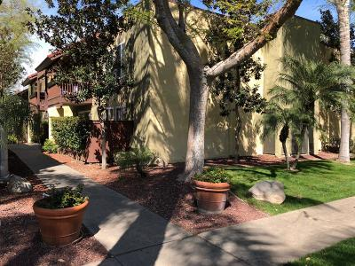 Fresno CA Condo/Townhouse For Sale: $99,000