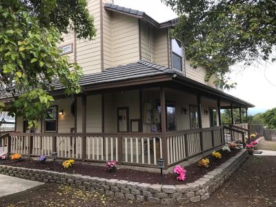 Dinuba Single Family Home For Sale: 11208 Avenue 424